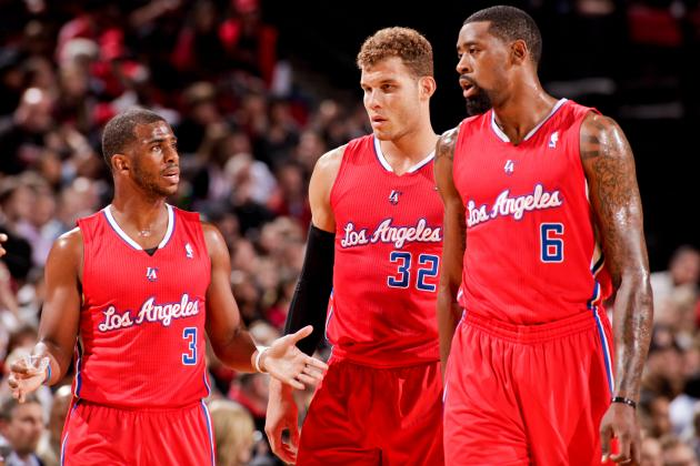 Blueprint for LA Clippers to Become the NBA's Next Legitimate Big Three