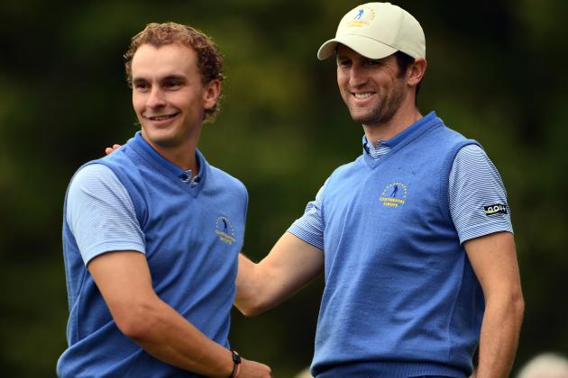 Seve Trophy 2013 Results: Day 1 Match Scores and Analysis