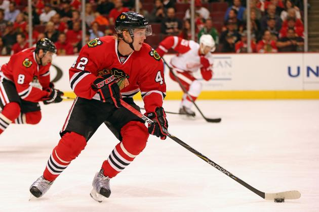 Chicago Blackhawks: Is Joakim Nordstrom Ready for the NHL?