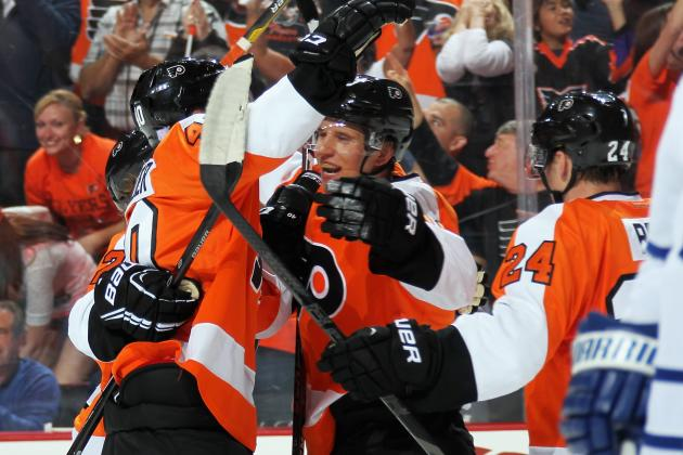 Brayden Schenn One of Few Bright Spots for Flyers