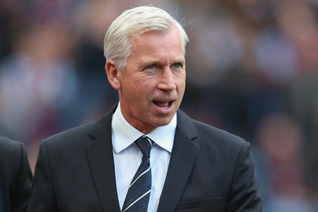 Pardew Predicts Top 10 Finish for Newcastle