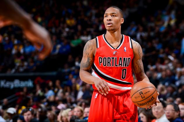Biggest Improvements Damian Lillard Must Make in Sophomore 2013-14 Season