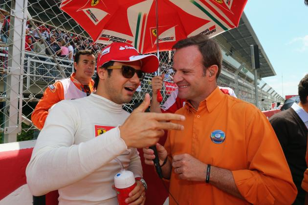 Sauber Open to Possibility of 2014 Move for Rubens Barrichello