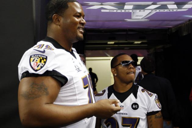 Bryant McKinnie: Nobody Has Told Me I'm Not the Starting LT