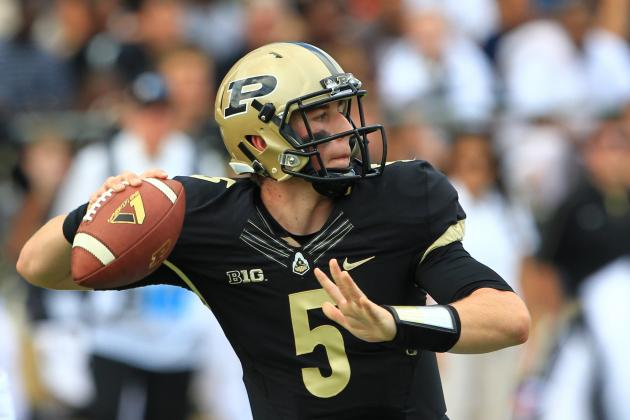 Purdue Football: Why Starting QB Danny Etling Was the Right Choice