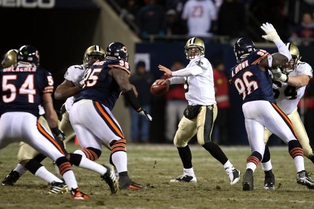 Can the Chicago Bears' Struggling Defense Contain Drew Brees, Saints Offense?