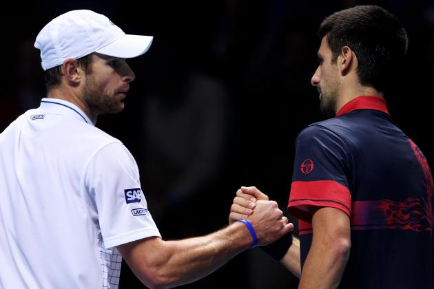Roddick Once Pushed Djokovic Up Against a Locker