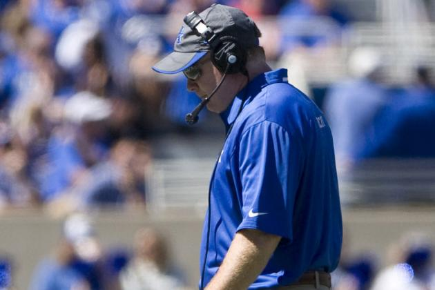 Stoops on South Carolina Game: 'The 21-Point Spread Isn't Enough'