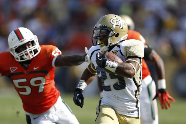 Georgia Tech vs. Miami: Spread Analysis and Pick Prediction