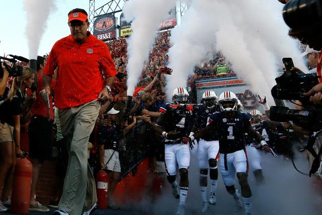 Ole Miss vs. Auburn: What Tigers Must Do to Upset Rebels