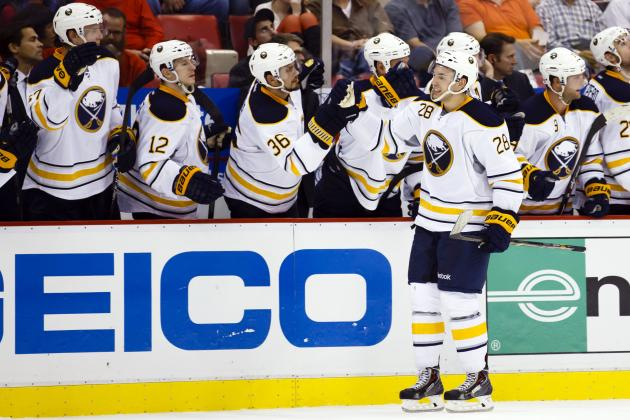 How to Fix the Buffalo Sabres' Power Play