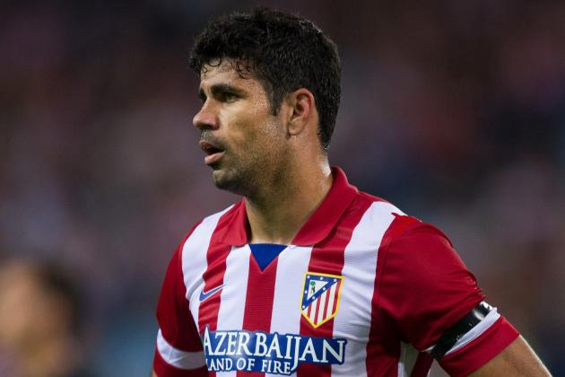 Diego Costa Pledges Future to Spain