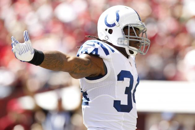 Can Trent Richardson Really Carry the Load for Injury-Depleted Colts Backfield?