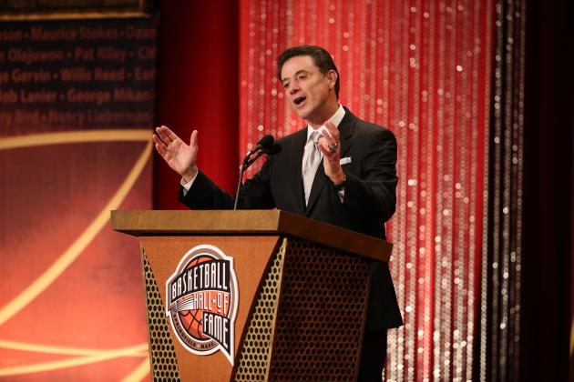 Radio Host Reminds Rick Pitino About Awful Celtics Days and Hangs Up