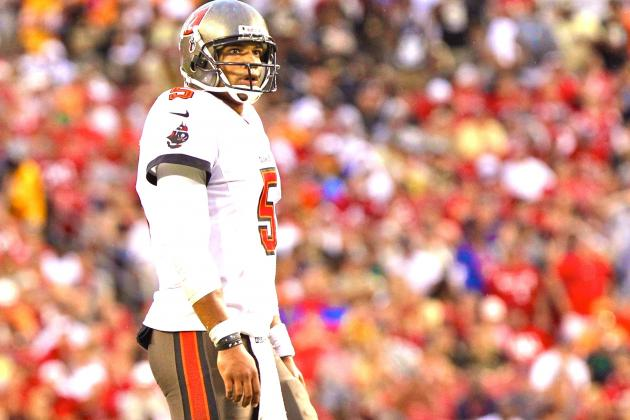 Josh Freeman Released by Tampa Bay Buccaneers