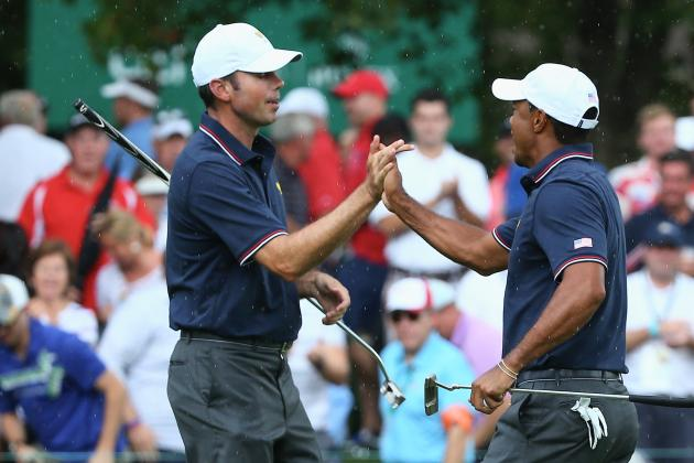 Presidents Cup 2013 Standings: Day 1 Highlights, Twitter Reaction and More