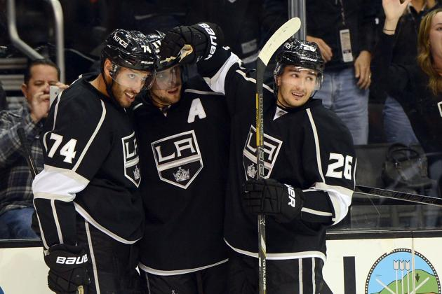 The Los Angeles Kings: Five Burning Questions for 2013-14