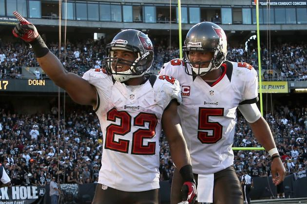 Doug Martin and Vincent Jackson's Fantasy Outlook After Josh Freeman's Release