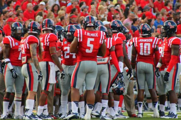 Ole Miss Football: Rebels' Run Defense Key to Win on the Plains