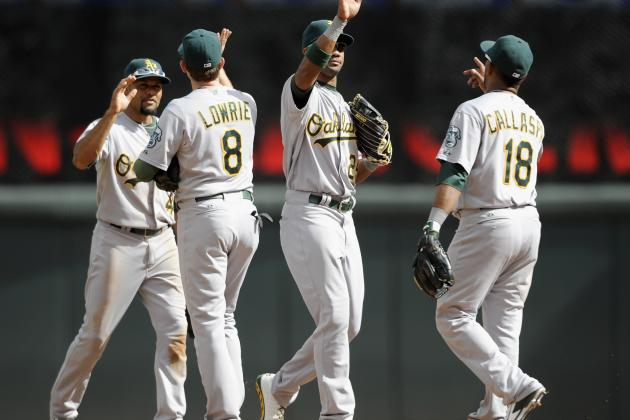 Predicting Who Could Be a 2013 Playoff Hero for the Oakland Athletics