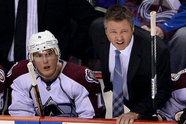 Is Patrick Roy's Fiery Coaching Debut Just What Colorado Needs?