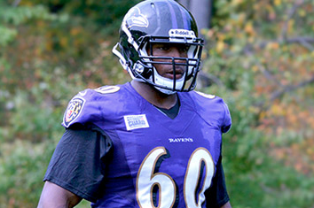Eugene Monroe Wants Long-Term Stay In Baltimore