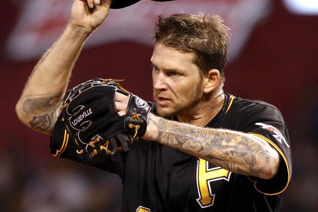 Will Good or Bad A.J. Burnett Show Up Under Intense NLDS Pressure?