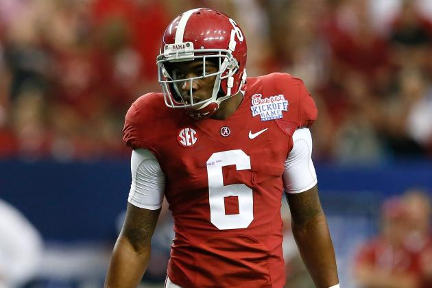 Alabama Coach Reportedly Placed on Leave for Loaning Money to Ha Ha Clinton-Dix