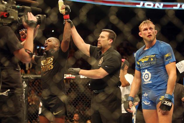 Alexander Gustafsson Parts Ways with Alliance MMA, Will Train in Sweden