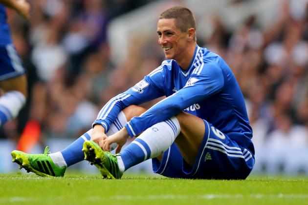 Why Lady Luck Has Not Been Kind to Fernando Torres at Chelsea