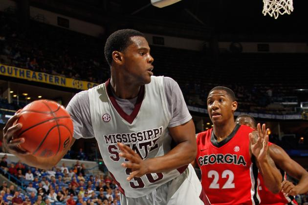 Mississippi State Dismisses Wendell Lewis from Basketball Program