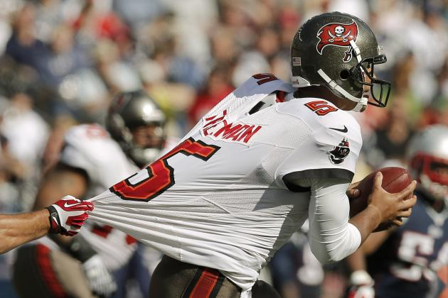 How Did the Tampa Bay Buccaneers Lose Josh Freeman?