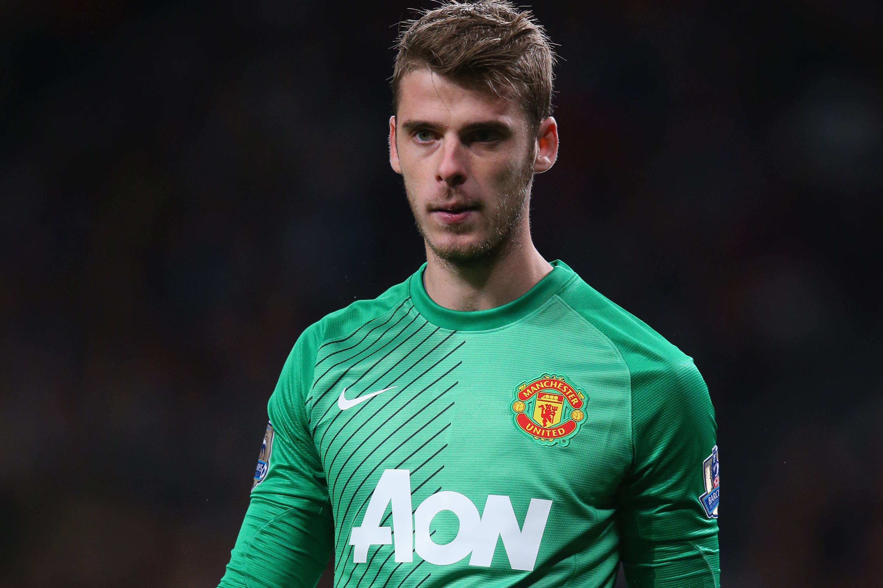 david de gea quietly coming of age at manchester united. Black Bedroom Furniture Sets. Home Design Ideas