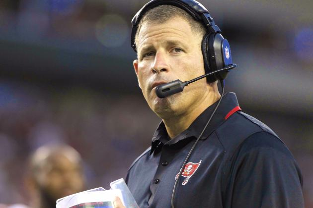 Greg Schiano Scapegoats Josh Freeman, but He's Next to Be Fired