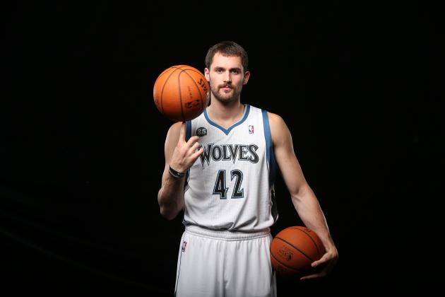 Kevin Love's Ultimate Training Camp Checklist for 2013-14 Season