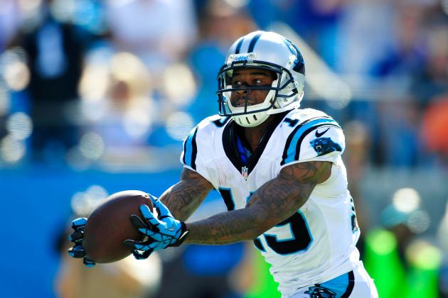 Ginn Flourishing with Panthers