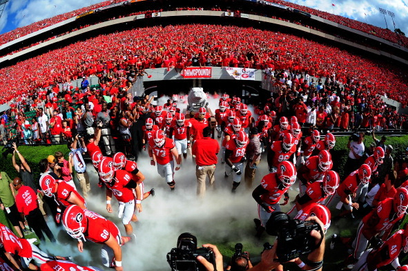 Georgia Football: Sanford Stadium Becoming a Bona Fide Hostile Environment