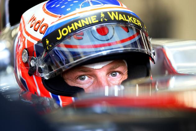 Driver Weight Limit in Formula One Is Unfair, Says Jenson Button