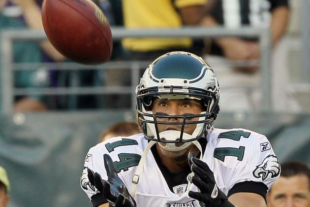 Eagles' Riley Cooper Two Months After Slur: 'Everyone Has Been Awesome'