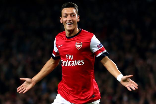 How Mesut Ozil Has Improved Arsenal