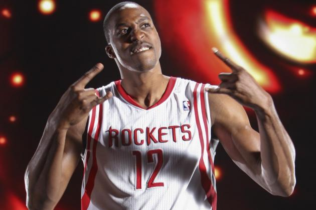 Dwight Howard Getting Comfortable with Rockets