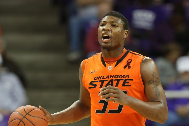 Who's the Big 12's Real POY Favorite: Marcus Smart or Andrew Wiggins?