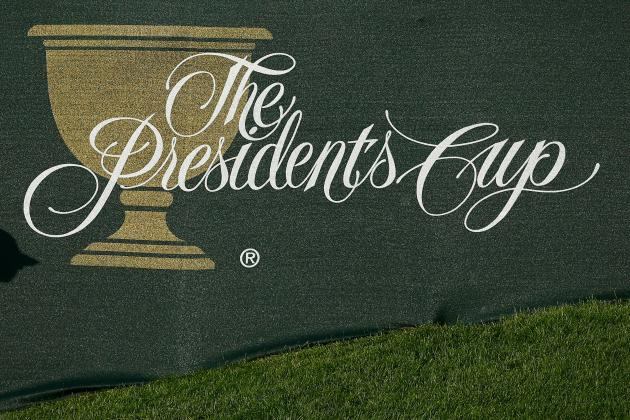 Presidents Cup 2013: Day 1 Leaderboard Analysis, Highlights and More
