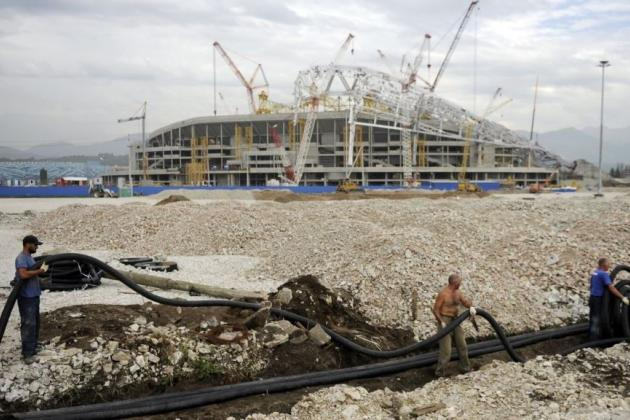 Russia 'Targets Sochi Migrants'