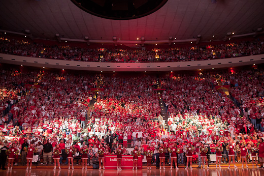 Indiana Announces Hoosier Hysteria Details