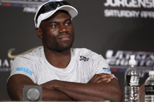 Dana White: Uriah Hall Will Be Cut from UFC If He Loses Next Fight
