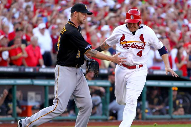ESPN Gamecast: Pirates vs. Cardinals