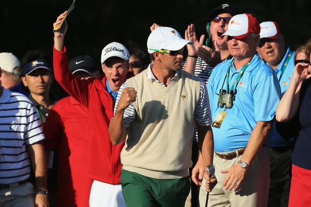 Presidents Cup 2013 Results: Most Impressive Comebacks from Opening Day