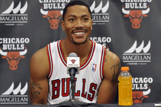 Bulls' Rose: First Game Offers a 'Fresh Start'