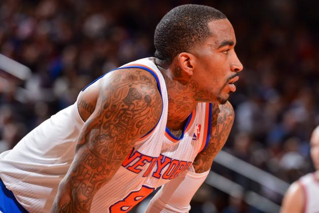 How Much Longer Before NY Knicks Put Troubled J.R. Smith on Trade Block?